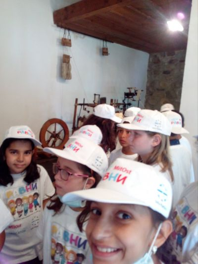 Учениците в музея - Изображение 2